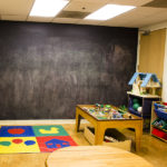 parkpoint sonoma child care room with table and toys
